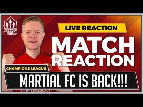 GOLDBRIDGE   Young Boys vs Manchester United 0-3   POGBA & MARTIAL Goals Win It!