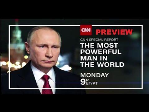 «Самый могущественный человек в мире»: что рассказало CNN в новом фильме о Путине