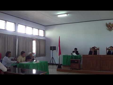 Sidang Pertama WALUYO PURWANTO, DKK terhadap KEPALA BPJS KETENAGAKERJAAN KANTOR CABANG NTB Part. 2