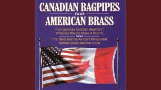The Third Marine Aircraft Wing Band - O'Canada