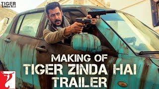 Making of the Trailer   Tiger Zinda Hai   Salman Khan   Katrina Kaif   Ali Abbas Zafar