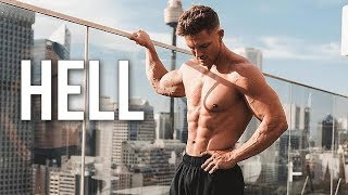 GOING THROUGH HELL 😈 FITNESS MOTIVATION 2019