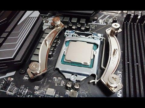 CPU comparison: i7 8700K vs i5 4690K vs X6 1055T – Cinebench R15 + 3 Games tested