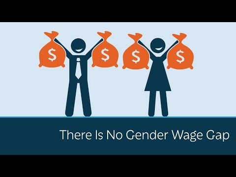 "Christina Hoff Sommers ""There Is No Gender Wage Gap"""