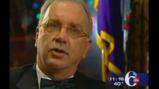 Masonic Leader Installed and Interviews with Freemasons on ABC News