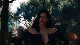 Witcher 3  Wedding