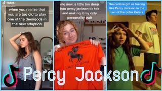 Percy Jackson Tiktoks