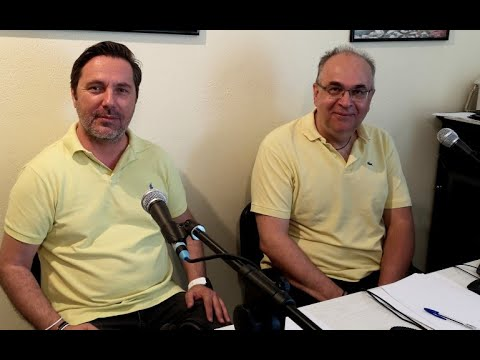 Ο Νικόλας Καρανικόλας στις ραδιοφωνικές ΑΝΑ...κρίσεις της Πέμπτης 15 Ιουλίου 2021