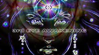 ૱ THIRD EYE ACTIVATION ૱ MIRACLE TONE 432 Hz ૱ AWAKENING ASCENSION AWARENESS