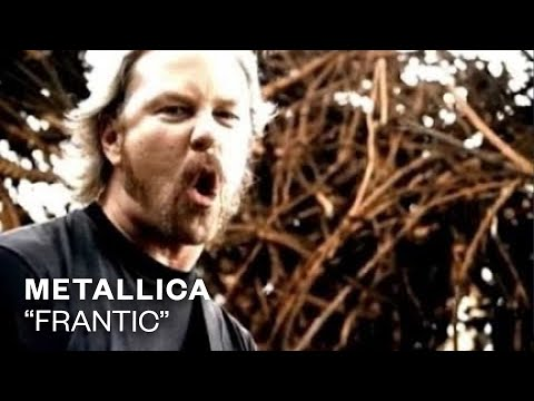 Metallica - Frantic (Video)