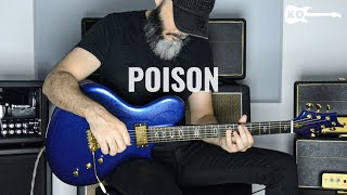 Alice Cooper - Poison - Electric Guitar Cover By Kfir Ochaion - Ritter Guitars