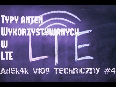 Jaka antena do LTE typy Anten Adek4k Vlog Techniczny #4