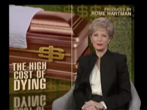 , title : '60 Minutes: The High Cost of Dying - The Funeral Business