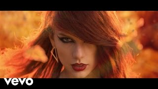 YouTube e-card Check out Taylors new video Bad Blood Bad Blood featuring Kendrick Lamar is