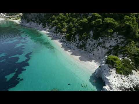 Музыка релакс, красивые виды океана, пляж, умиротворение...