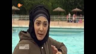 Flüchtlinge begrapschen Frauen im Freibad - Tatort Essen Grugabad
