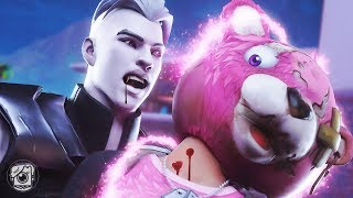 How CUDDLE TEAM LEADER Became EVIL.. *Ragsy Origin Story* (A Fortnite Short Film)