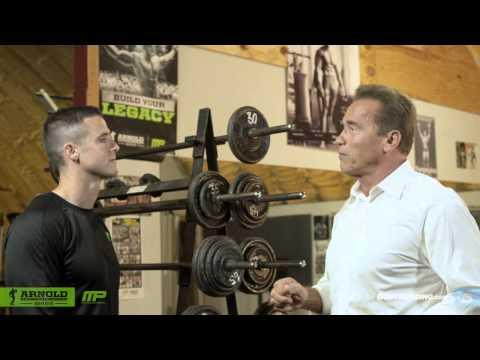 Blueprint to Cut | Arnold Schwarzenegger Interview