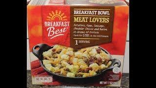 Breakfast Best Breakfast Bowl: Meat Lovers Review