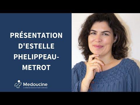 Présentation d'Estelle PHELIPPEAU-METROT