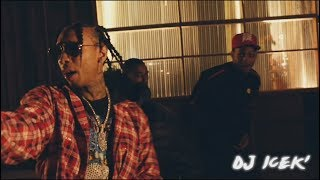 Rich The Kid Ft. Tyga, YG & Xzibit   Splashin (Remix) (Music Video)