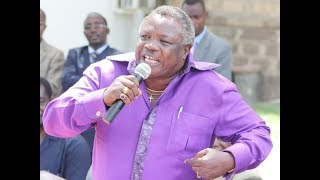 COTU Secretary General Francis Atwoli reveals his first girlfriend
