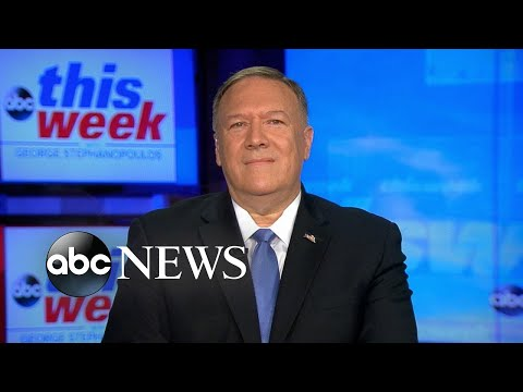 'I'll do everything I'm required to do by law': Pompeo on whether he will testify | ABC News