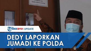 Wali Kota Tegal Dedy Yon Laporkan Wakilnya ke Polda Jateng karena Pencemaran Nama Baik