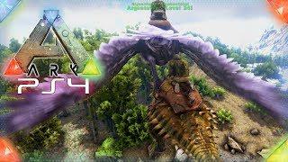 Was passiert hier eigentlich❓ 😂 ARK Survival Evolved  Playstation 4 🇩🇪