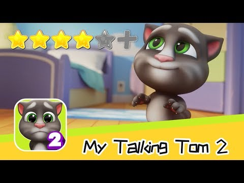 My Talking Tom 2 - Outfit7 Limited - Day 24 Walkthrough Play basketball Recommend index four stars