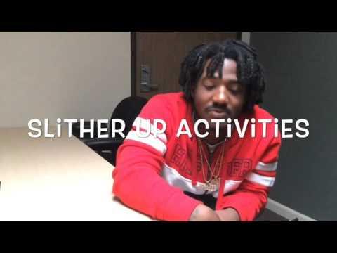 Sacramento rapper Mozzy breaks down Oak Park slang