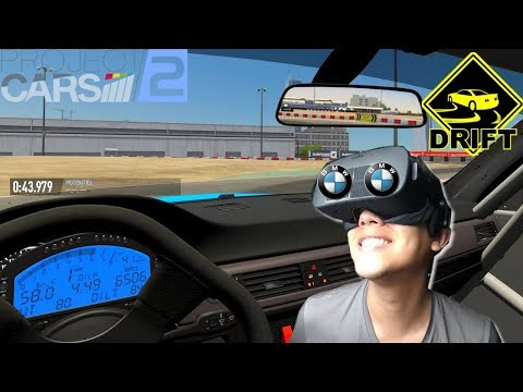 UNE FOLIE SUR PROJECT CARS 2 - MOD DRIFT -Oculus Rift