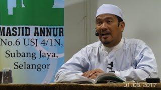 [01.03.17] Vitamin Kehidupan (Hadir Majlis Ilmu)-Ustaz Ahmad Dusuki