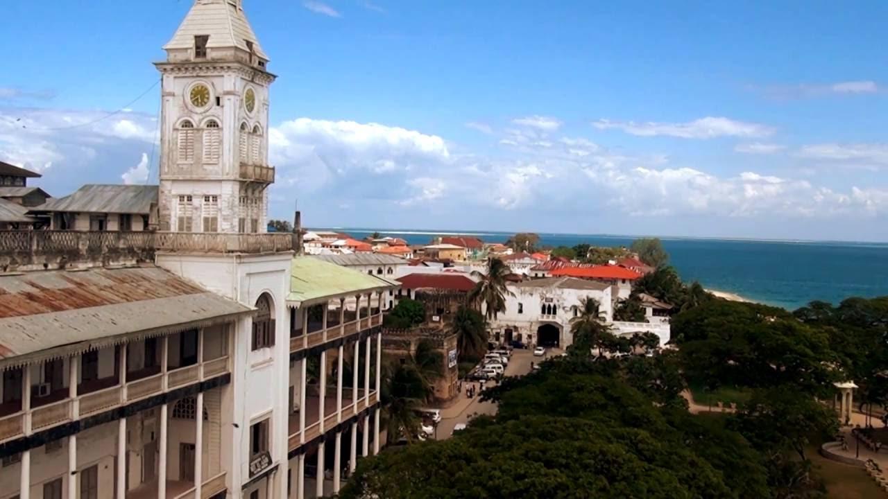 ADV Tansania: Sansibar Stadt Boote