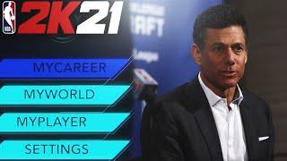 NBA 2K Owner & CEO Strauss Zelnick Confirms NEW MYWORLD Neighborhood? Release Dates & Price NBA 2K21