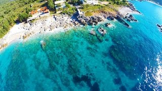 South Albania Riviera - Drone Aerial Movie