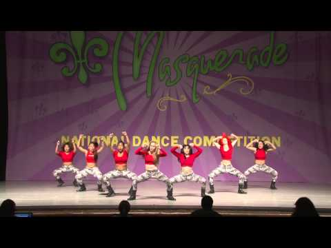 W.H.A.T. - Sunset Academy of Dance [San Jose, CA]