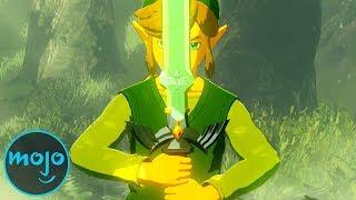 Top 10 Legend of Zelda Weapons