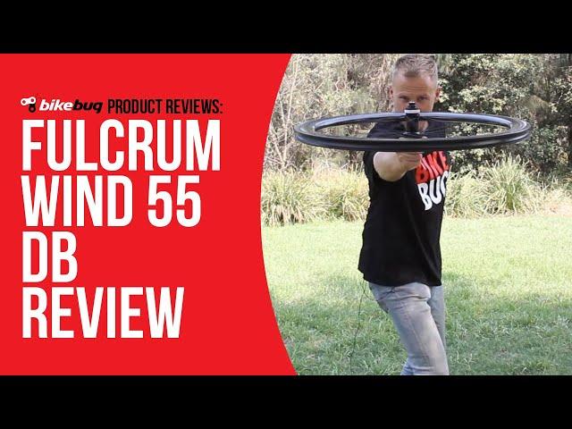 Видео Колеса Fulcrum Wind 55 DB 2WF C19 AFS F(HH12) +R(HH12/142) SH11s with DRP + 2WF VALV