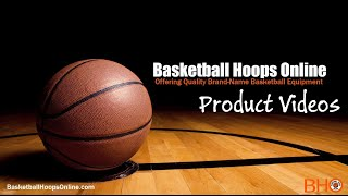 Gared 9154 Hoopmaster C54 Recreational Portable Basketball Backstop