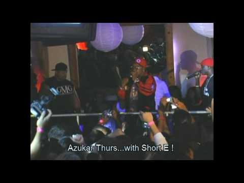 Azukar Thursday with Short E! -  E-40, Twista , Brooke Hogan and more......COMING
