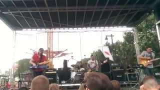 Bear Hands - Bad Friend (Live) - Made in America Festival 2014 - Philadelphia, PA