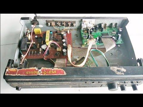 DD free dish receiver repair // DTH receiver repair