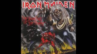 The number of the Beast de Iron Maiden
