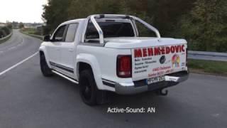 VW Amarok TDI - Active Sound Diesel