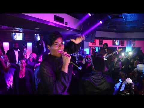 Fantasia Live - When I See You - In Atlanta at Derek Blanks 40th birthday