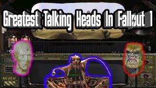 Fallout Fives - Greatest Talking Heads in Fallout 1