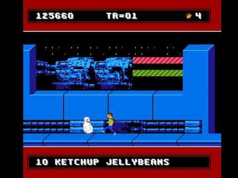 A Boy And His Blob - Nintendo NES - Cartouche Seule - Loose - Occasion
