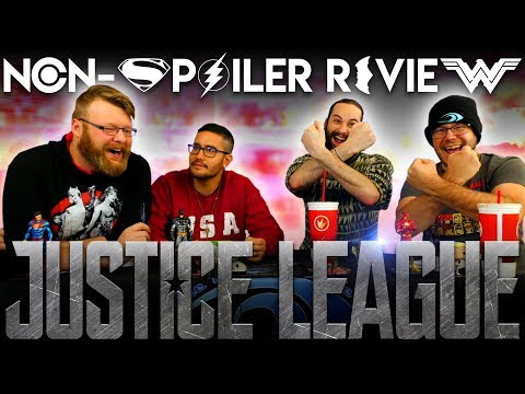 """Justice League"" Non-Spoiler MOVIE REVIEW!!"