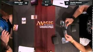 Grand Prix Lille 2015 Finals: Olivier Ruel vs. Claudio Bonanni (Legacy)